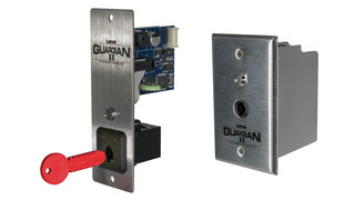 Guardian II standalone access control system from Datakey Electronics and Larco Manufacturing