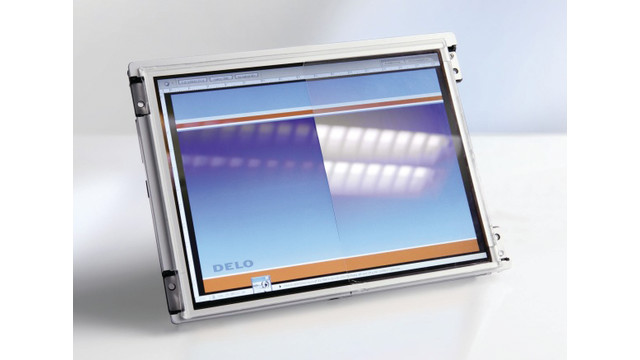 DELO Display and Touch Panel Bonding Adhesive