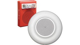 Cooper Notification's Wheelock Series EH Speakers and Speaker Strobes