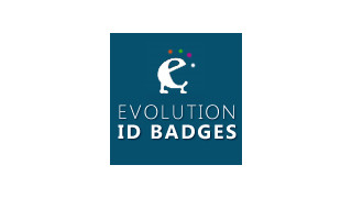 Evolution ID Badges