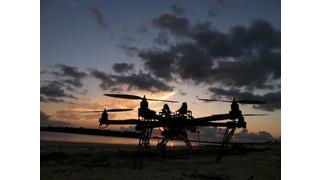 Here come the surveillance drones