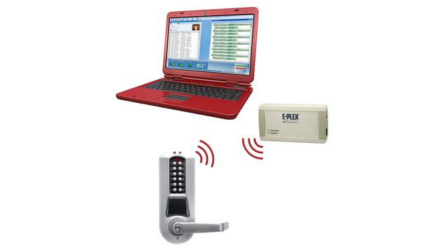 E-Plex Wireless Access Control