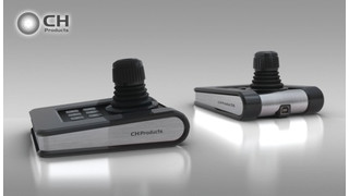 CH Products' RS Desktop USB Joysticks