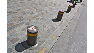 Report: Strong growth projected for rising bollards