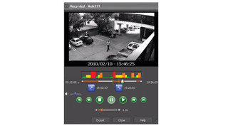 SoleraTec's Phoenix RSM Video Management Software