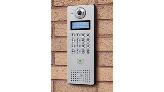 Paxton's IP PoE Enabled Video Intercom
