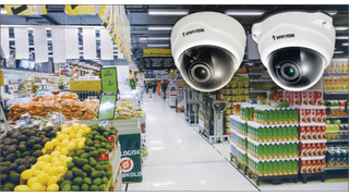 Vivotek's FD8131 Dome Camera