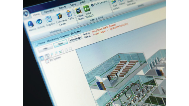 G4S Technology's Symmetry V7 Software