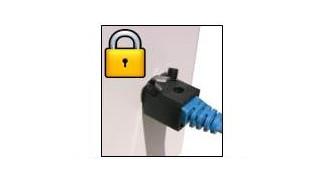 Azco Technologies' Patch Cord Lock