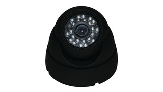 Channel Vision's 6810 Color High Resolution Eyeball Dome Camera