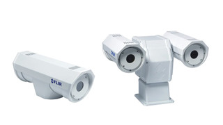 Flir's A310F and A310 PT Thermal Camera