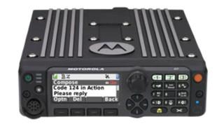 Motorola Solutions' APX Radio Control Heads