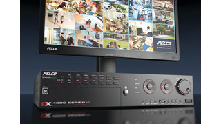 Pelco's DX4700HD and DX4800 HVRs