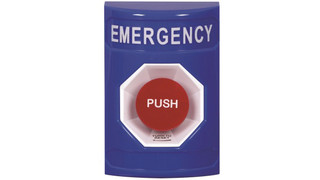 STI's SS-2401E Emergency Push Button
