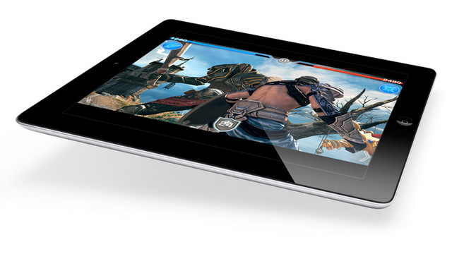 iPads take to the field for security sales