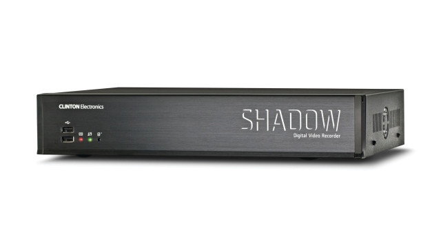 Clinton Electronics' Shadow Series DVRs