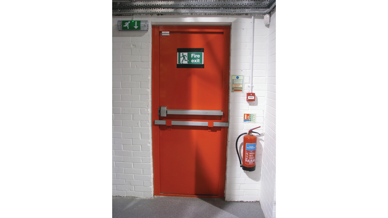 Fire Barrier Doors