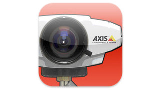 Axis cam viewer app