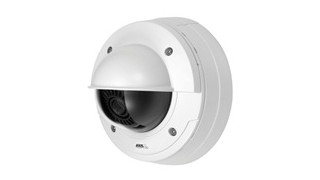 Axis' P3384-V/-VE Fixed Dome Network Cameras