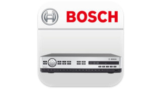 Bosch DVR app