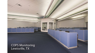 COPS Monitoring opens new central station in Texas
