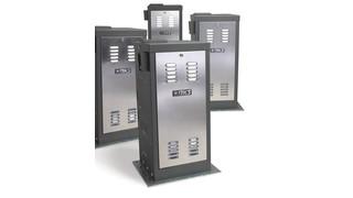 DoorKing's 9200 series of Maximum Security slide gate operators