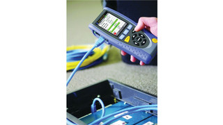 Ideal's SignalTEK II Handheld Cable and Network Qualifier