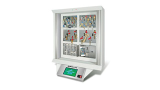 Morse Watchmans' KeyWatcher Touch Key Control Cabinet