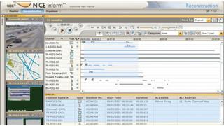 NICE Systems' NICE Inform Incident Management Platform