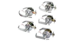SDC's Electra Mod locksets