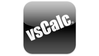 vsCalc Sony app from Gish Technology