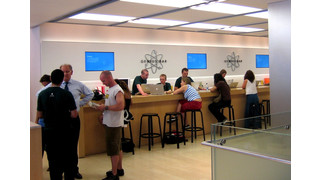 Retail lessons from a corrupted Apple store