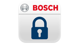 Remote Security Control app from Bosch
