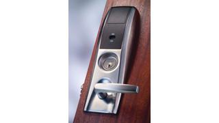 Corbin Russwin's Access 800 IP1 PoE Lock