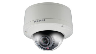 7000 Series Megapixel Cameras from Samsung Techwin