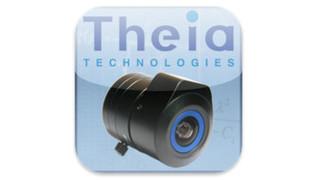Theia's Image Resolution/Lens Calculator App