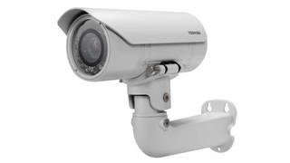 Toshiba's IK-WB80A IP Ruggedized Camera