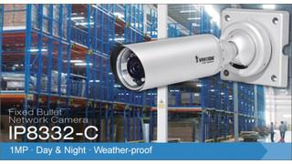 Vivotek's IP8332-C Network Camera