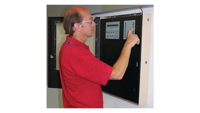 Gamewell-FCI's 7200 Series Fire Alarm Panel Retrofit Kit