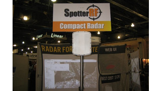 SpotterRF brings ground-based radar to commercial security