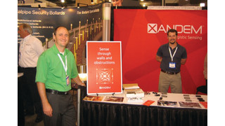 Xandem debuts new intrusion detection technology at ASIS