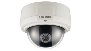 Samsung's SCV-3082 vandal-resistant dome camera SCO-3080R weather-proof IR bullet camera