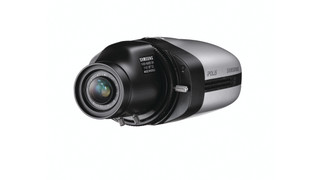 Samsung's 1.3 and 3-Megapixel IP Dome and Box Cameras
