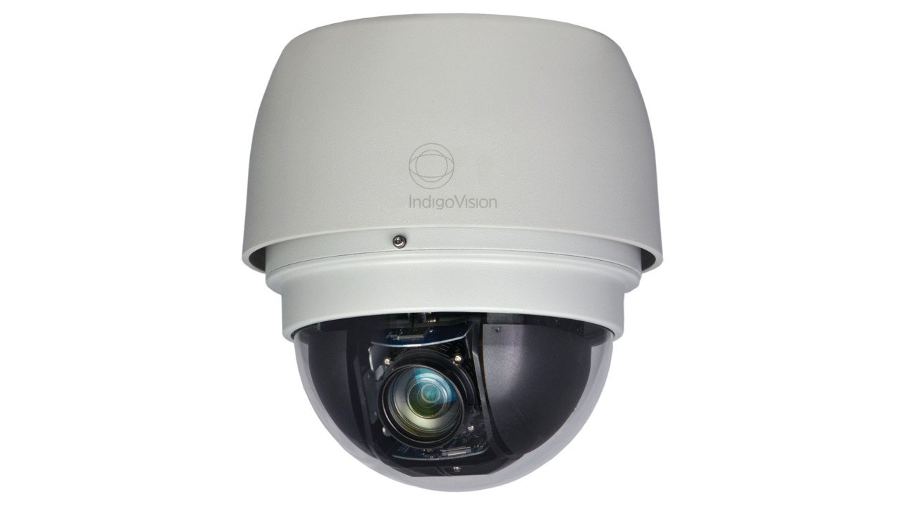 Bx500 Hd Ptz Dome Camera From Indigovision