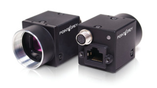 Point Grey's Flea3 line of GigE Vision digital cameras