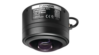 FUJINON DF360SR4A-SA2 day/night panomorph lens for 5-Megapixel cameras