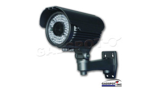 IntelliScan 750TVL high resolution cameras
