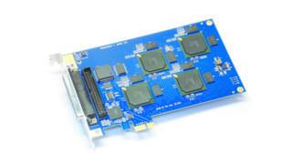 Sensoray Model 819 16-channel H.264 PCI Express encoder