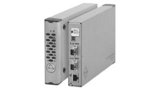 PelcoFiber series fiber optic transmission system