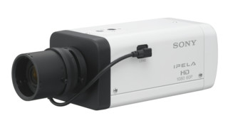 EX series IP cameras from Sony